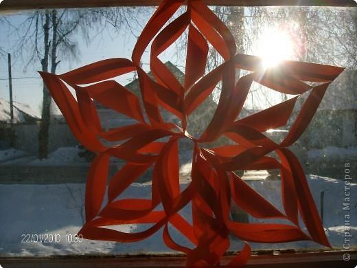 новогоднее оригами инструкция