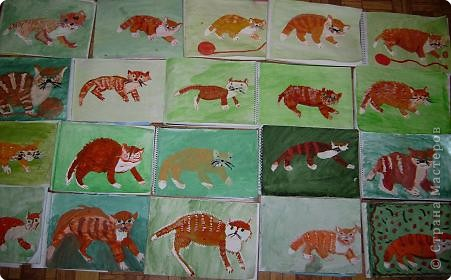 Урок рисования Рисование и живопись Рыжая компания Гуашь фото 2