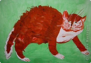 Урок рисования Рисование и живопись Рыжая компания Гуашь фото 4