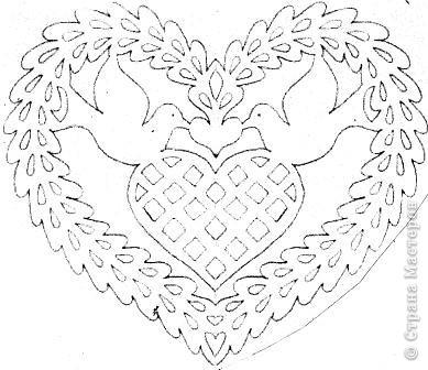 Ажурные сердечки фото 4