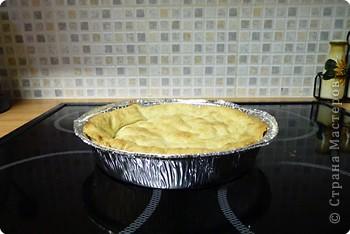 Очень-очень вкусный пирог!!! Лёгок в приготовлении даже для неумеющих печь! фото 11