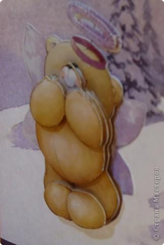 Объёмные открытки своими руками. фото 3