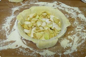 Очень-очень вкусный пирог!!! Лёгок в приготовлении даже для неумеющих печь! фото 9