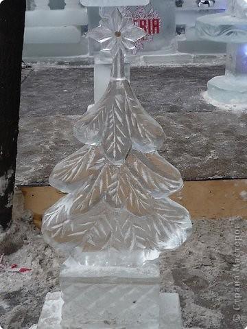 Ледяные скульптуры в СПб фото 4