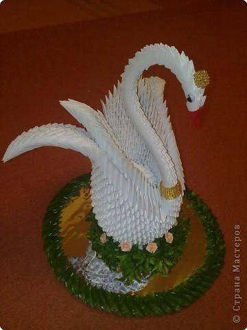 Модульное оригами : Царевна