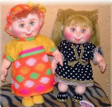 Я матрос, хоть и не дорос. Текстильная кукла. Рост 25 см фото 10
