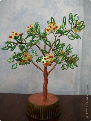 Деревце Гореловой Кати фото 1