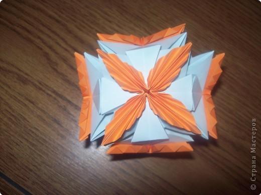 Основной модуль голубенького цвета, на фото плохо видно :( фото 1
