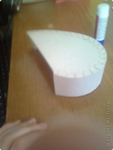 Мастер-класс День матери Подарочная коробочка в форме сердца фото 11