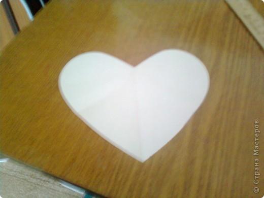 Подарочная коробочка в форме сердца фото 22