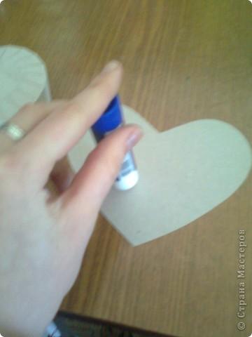 Подарочная коробочка в форме сердца фото 28