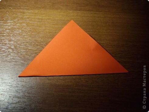 Кусудама Мастер-класс День рождения Оригами кусудама Розочка+МК Бумага фото 3