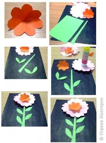 Декоративный цветок фото 4