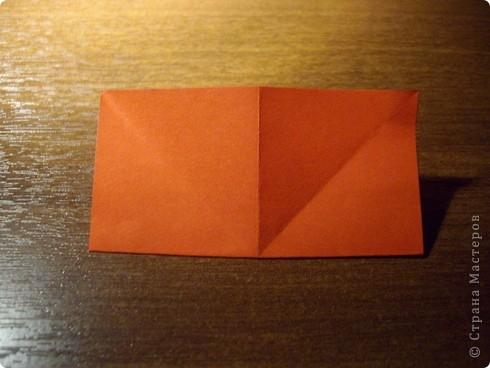 Кусудама Мастер-класс День рождения Оригами кусудама Розочка+МК Бумага фото 4