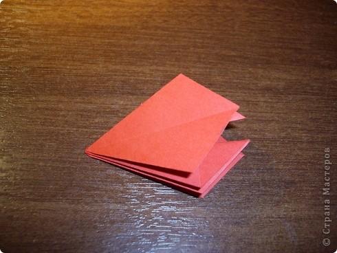 Кусудама Мастер-класс День рождения Оригами кусудама Розочка+МК Бумага фото 9