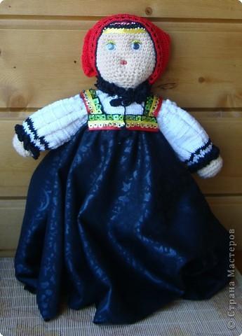 Кукла в  костюме Белгородской области фото 2