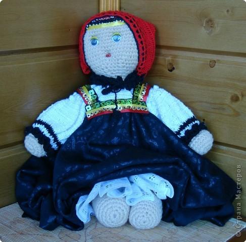 Кукла в  костюме Белгородской области фото 1