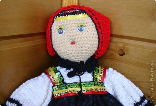 Кукла в  костюме Белгородской области фото 3