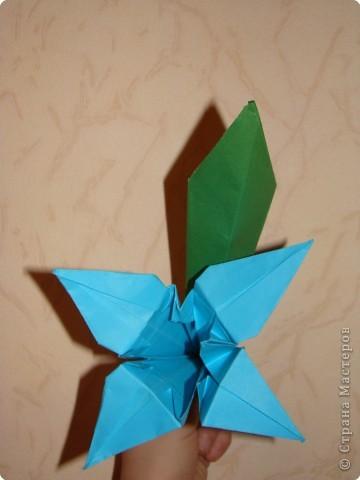 Вот такой цветок сделала сегодня дочка на занятиях...Педагог Иванова В.Н. фото 2