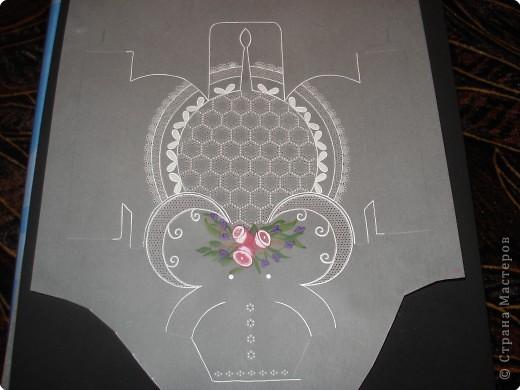 По просьбе участников сайта МК слоник .Хотела показать сокращенно как делать слоника, да так увлеклась что у моего слоненка появилась мама. фото 10
