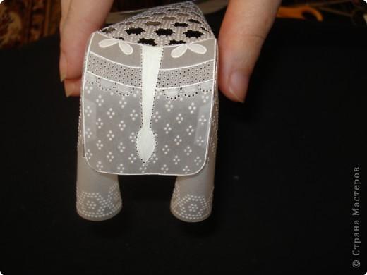 По просьбе участников сайта МК слоник .Хотела показать сокращенно как делать слоника, да так увлеклась что у моего слоненка появилась мама. фото 14