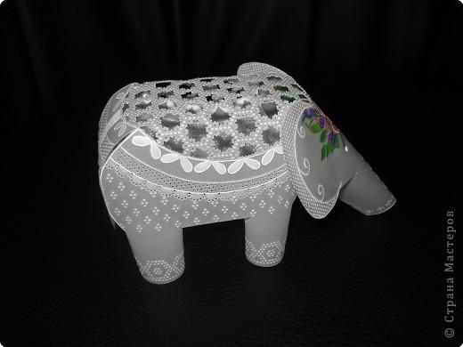 По просьбе участников сайта МК слоник .Хотела показать сокращенно как делать слоника, да так увлеклась что у моего слоненка появилась мама. фото 19