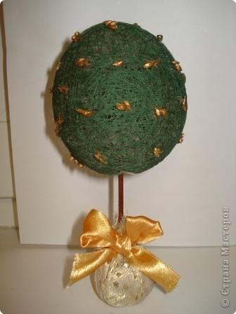 Моделирование: декоративные деревья фото 1