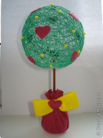 Моделирование: декоративные деревья фото 2