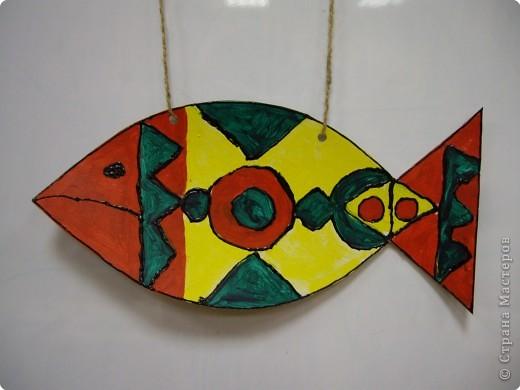 Роспись: Удачная рыбалка? фото 10