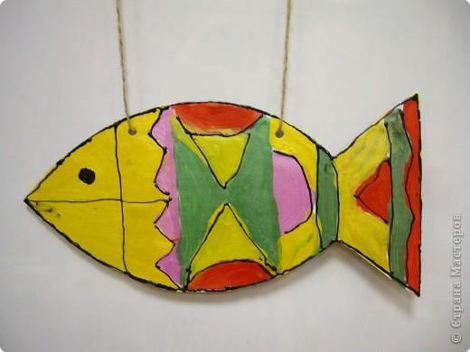 Роспись: Удачная рыбалка? фото 9