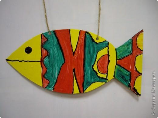Роспись: Удачная рыбалка? фото 7