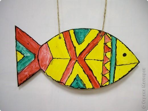 Роспись: Удачная рыбалка? фото 11