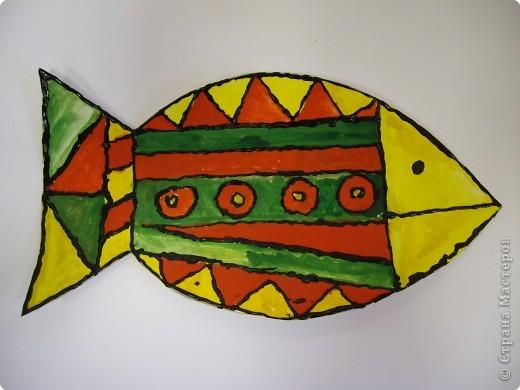 Роспись: Удачная рыбалка? фото 1