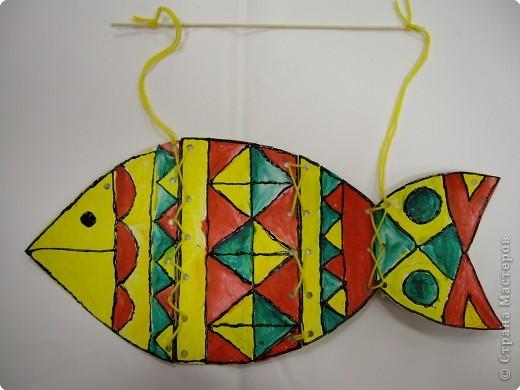 Роспись: Удачная рыбалка? фото 5