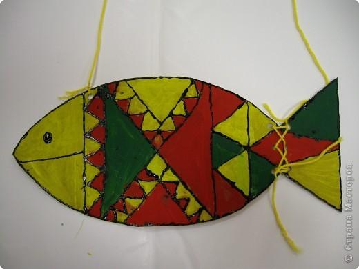 Роспись: Удачная рыбалка? фото 3