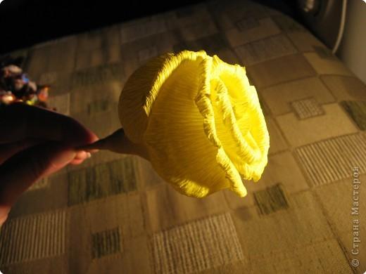 Мастер-класс Свит-дизайн Моделирование конструирование Цветы из конфет МК Бумага гофрированная фото 27
