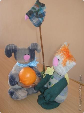 Эти поделки сделаны детьми на конкурс в В Новгород фото 2