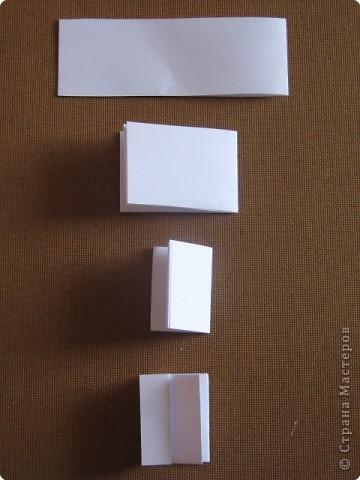 Как сделать открытку с объёмным цветком, даже с самым маленьким фото 8