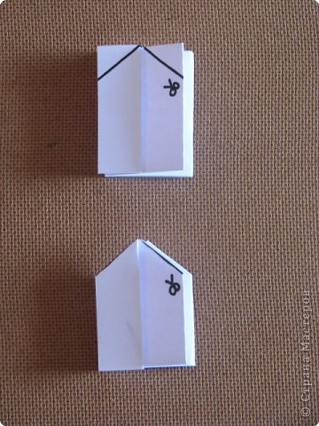 Как сделать открытку с объёмным цветком, даже с самым маленьким фото 9
