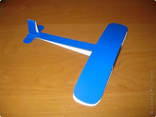 Такие самолётики делали с первоклашками. фото 9