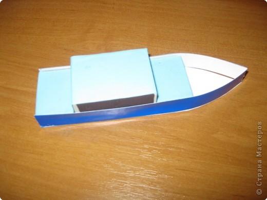 Такие кораблики делали с второклассниками. фото 11