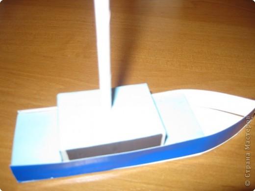 Такие кораблики делали с второклассниками. фото 16