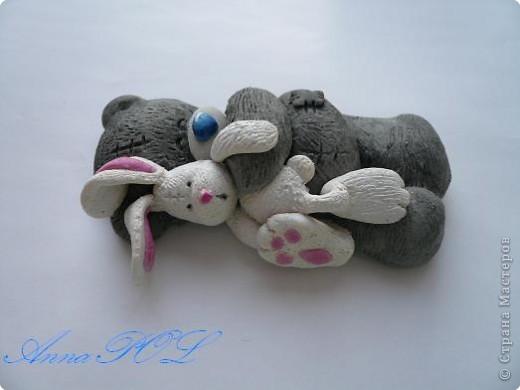Теперь с зайцем... фото 2