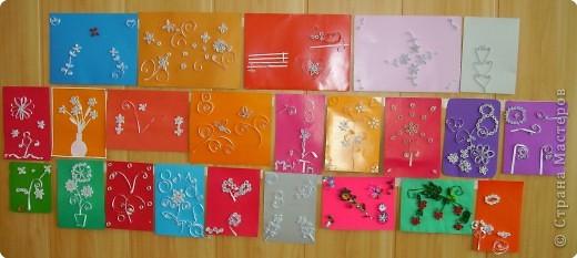 Открыточки для мамы. фото 8