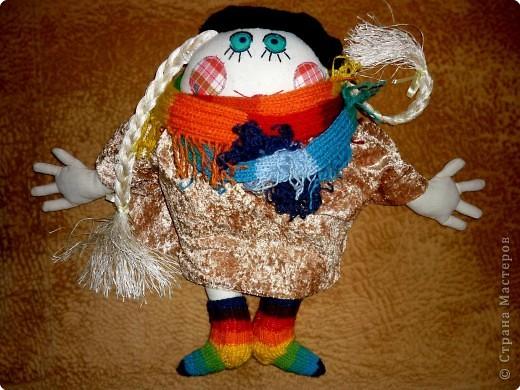 мамино призвание это куклы, жаль что она училась на агронома...) фото 7