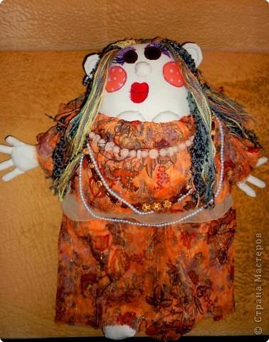 мамино призвание это куклы, жаль что она училась на агронома...) фото 8