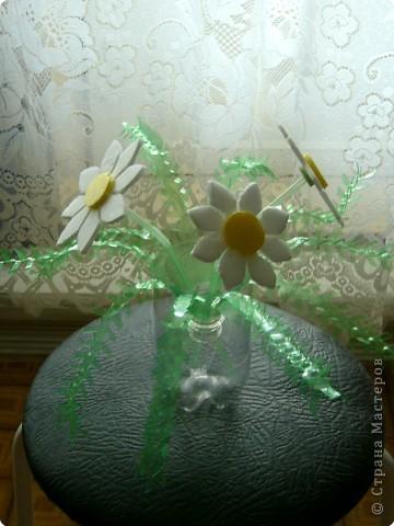 Эти букетики также были сделаны для детского сада. фото 2