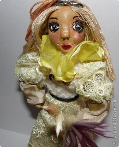 Моя первая кукла. фото 2
