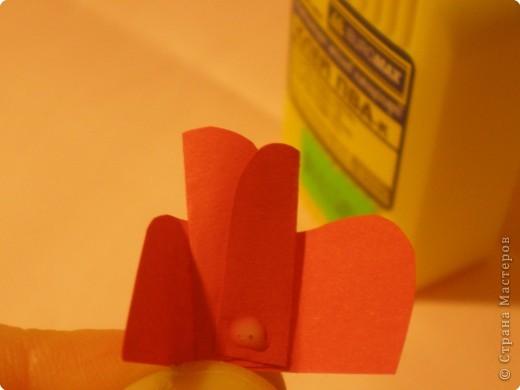 Вот такую коробочку захотелось сделать ко дню влюблённых. Расскажу как делала. Возможно кому-то, что-то, да и понадобится. фото 14