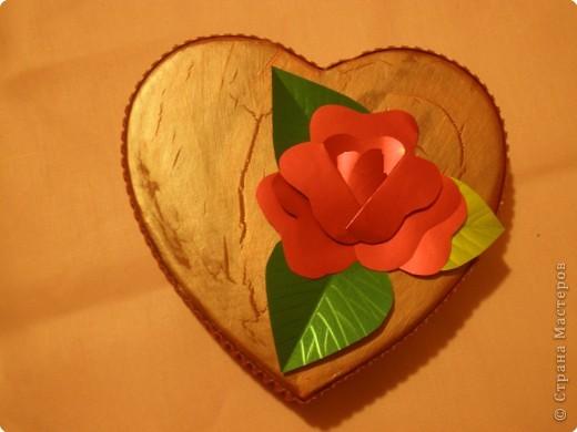 Вот такую коробочку захотелось сделать ко дню влюблённых. Расскажу как делала. Возможно кому-то, что-то, да и понадобится. фото 35